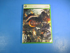 XBOX 360 Lost Planet 2 Rated T Kill Big Civil War Rages Across 6 Continents
