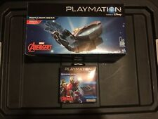 Disney Playmation Repulsor Gear Mark II Powered by Hasbro and Recharge Pack