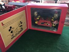 Disney Mickey Mouse Handcar Wind-Up Toy with Key by Schylling Retro Collection