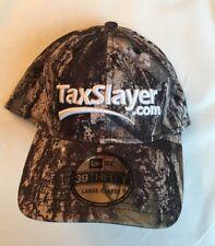 New Era Dale Jr. #88 Taxslayer.com 39THIRTY Fitted Camo Hat Cap M/L Medium/Large