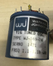 Watkins Johnson YIG Oscillator WJ-569-74