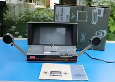 VTG BOXED SEARS 8mm FILM EDITOR/SPLICER, TESTED, WORKS GREAT