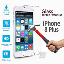Full Front Cover Tempered Glass Screen Protector For Apple iPhone 8 Plus