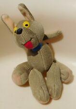 VTG NODDY BUMPY Puppy Dog Enid Blyton BBC England UK  Plush GUND British