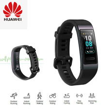 Huawei Band 3 Pro Smartband 2.4 GHz BT 5ATM Waterproof Blood Pressure Bracket