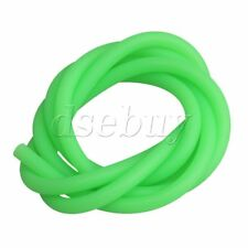 RC 1:10 Silicone Green 5mmx3mm Dia Glow Fuel Line Tube Pipe For Gasoline Car