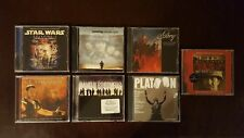 Soundtracks - Original Motion Picture Movie Audio Cd's