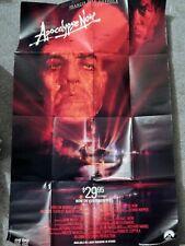 Apocalypse Now (Video Dealer 36 X 24 Poster, 1990S) Marlon Brando, Robt Duvall