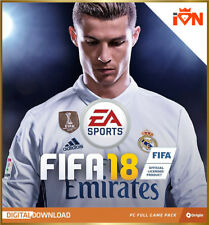 [Versione Digitale Origin] PC FIFA 18 *Completo in ITALIANO* Invio Key da email