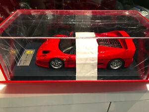 1/18 Looksmart Ferrari F50