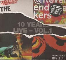 Reverend And The Makers - 10 Years Live : Vol 1 ( CD ) NEW / SEALED