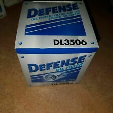 Engine Oil Filter Defense DL3506