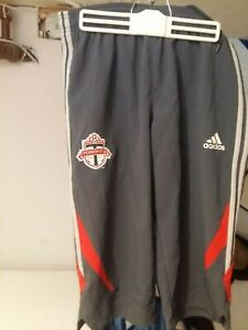 Toronto FC Adidas 3/4 length pants