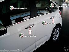 4 Copri Maniglie In Acciaio CromoCromate Citroen C3 C4 II dal 2010 5p C3 Picasso