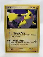 2006 Ex Holon Phantoms Pikachu Ultra Rare Pokemon Card Mint 78/110
