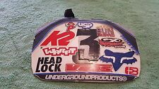 OLD SCHOOL BMX UNDERGROUND PRODUCTS FOSTER BROTHERS PLATE VINTAGE RARE HTF