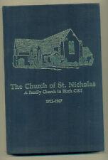 The Church of St. Nicholas, Birch Cliff, Scarborough, Ontario -- history, 1987,