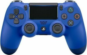Sony PlayStation DualShock 4 V2 Controller - Wave Blue