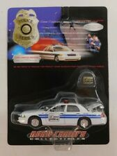 DETROIT POLICE CAR 1/43 DIECAST 1999 ROAD CHAMPS