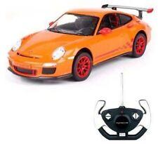 Orange Rastar 1:14 Porsche 911 Gt3 Rs Car Model With Remote Control