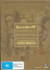 HARVIE KRUMPET / BIRTHDAY BOY / JASPER MORELLO  Set 3 DVD Region 4