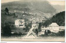 CPA - Carte postale-France-Saint Pierre de Chartreuse et la Vallée de Perquelin