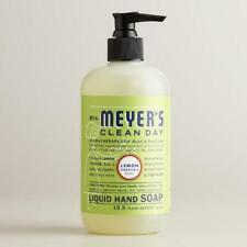 Meyers Liquid Hand Soap Lemon Scent Pump Dispenser - 12.5 Oz FASH FREE SHIPPING!