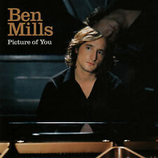 BEN MILLS Picture Of You CD Album 2007 NEUWARE Beside You 2000er Soft Rock Hits!