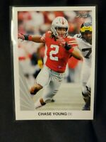 2020 Leaf 1990 Retro Chase Young Rookie Card #5