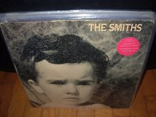 SMITHS self titled ( rock ) rough trade uk - sticker -
