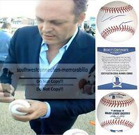 Vince Vaughn Signed ROMLB Baseball Proof Beckett BAS Cert Autograph - Old School