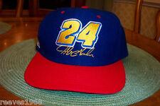 NASCAR 24 Jeff Gordon Nutmeg  New Hat 100-678