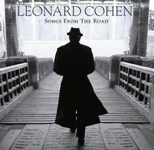 LEONARD COHEN - SONGS FROM THE ROAD - NEW VINYL LP
