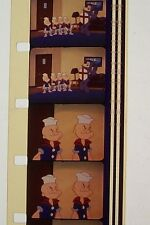 POPEYE PUBLIC SERVICE ANNOUNCEMENT IMMUNIZATION  16MM FILM  ROLLED NO REEL E79