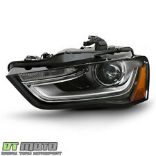 2013-2016 Audi A4 S4 Hid/Xenon Non-Afs Projector Headlight Headlamp Driver Side (Fits: Audi)