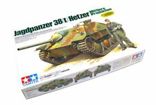Tamiya Military Model 1/35 German Tank Hetzer Mittlere Mid Produktion 35285