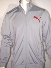 PUMA men's tricont track jacket size small NWT