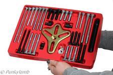 46Pc Harmonic Puller Set Crankshaft Balance Puller Gear Flywheels Steering Tool
