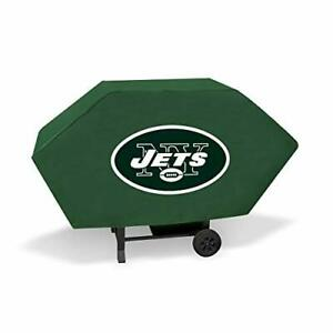 Rico NFL New York Jets Executive Grill Cover X-Large Heavy Duty
