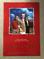 Bottle Rocket Original One Sheet Double-sided Poster 27x40 Wes Anderson Wilson