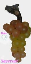 Stone Alabaster Marble Italy Orange Miniature Grapes