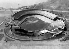 1960 San Francisco Giants CANDLESTICK PARK Glossy 8x10 Photo Stadium Print