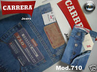 JEANS CARRERA 710  st. wash  46 48 50 52 54 56 58 60
