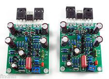 Class AB MOSFET L7 Audio power amplifier boards KIT DUAL-CHANNEL 300-350W X2 LJM