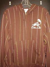 Calle Soccer Men's Jack Sweatshirt Brown Size S