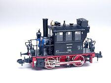 Märklin 54504 pista 1 máquina de vapor vidrio recuadro digital impecable embalaje original