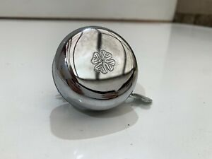 Vintage Tombar Bicycle Bell NOS Chrome Bike Bell 3 Speed Part