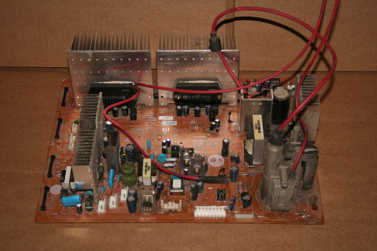 GENERAL ELECTRONIC PARTS