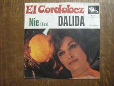 DALIDA 45 TOURS GERMANY NIE (EUX)