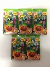 Lot of 5, Mr. Sketch 1951199 Scented Twistable Crayons, 8-Pack (40 Total), #402